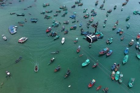 """Sắp xuất hiện khu """"đô thị đảo"""" đầu tiên tại Phú Quốc"""