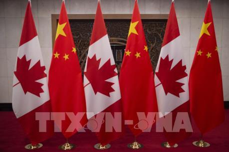 Trung Quốc thông tin vụ bắt giữ công dân Canada