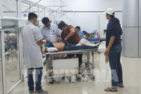 Danh sách nạn nhân vụ lật xe khách giường nằm tại Đắk Lắk