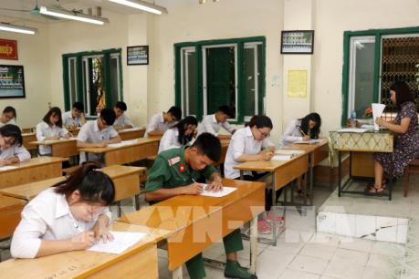 Hà Nội có hơn 9.800 điểm 9 trở lên trong kỳ thi THPT quốc gia