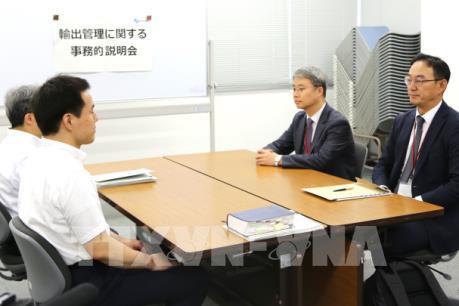 """Nhật Bản: Chỉ trích của Hàn Quốc là """"không có cơ sở"""""""