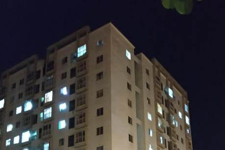 Cháy tại tầng 11 chung cư Phong Bắc