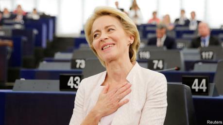 """Ủy ban châu Âu: Thời kỳ mới của """"nữ quyền"""""""