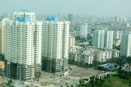 Lực cầu bất động sản ở Hà Nội và Tp. Hồ Chí Minh cao