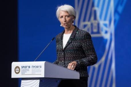 Góc khuất phía sau cuộc đua vào vị trí Tổng Giám đốc IMF