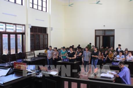 Xét xử vụ lập khống bệnh án gây thiệt gần 300 triệu đồng cho Bảo hiểm xã hội tỉnh Hòa Bình