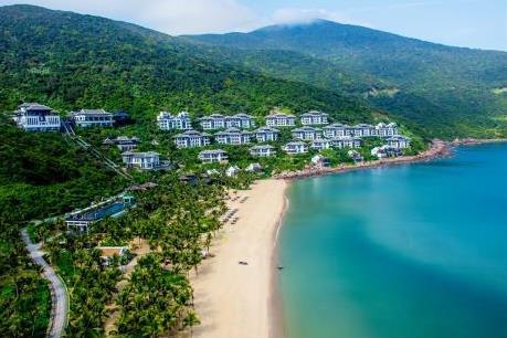 InterContinental Danang Sun Peninsula Resort lọt Top 100 khách sạn tốt nhất thế giới
