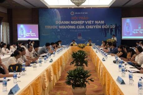 """Doanh nghiệp Việt với """"chiếc bánh"""" doanh thu kinh tế số"""