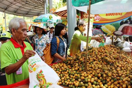 Huyện miền núi Khánh Sơn sẽ tổ chức lễ hội trái cây 2 năm/ lần