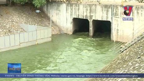 Thí điểm làm sạch sông Tô Lịch sẽ phải thực hiện lại từ đầu