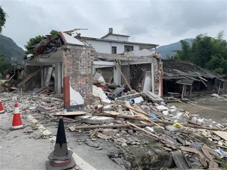 Trung Quốc: Động đất mạnh xảy ra ở khu tự trị Tây Tạng
