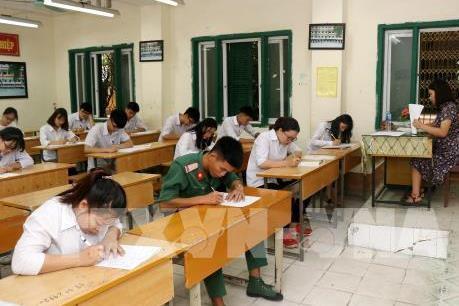 Hòa Bình có gần 1.200 thí sinh trượt tốt nghiệp THPT năm 2019