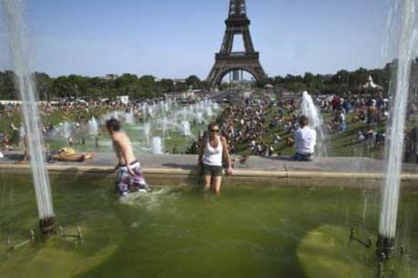 Cảnh báo đợt nắng nóng mới vào tuần tới tại Pháp