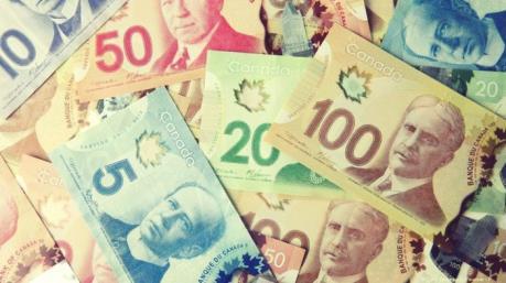 Đồng CAD rời khỏi mức đỉnh của chín tháng