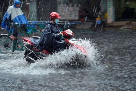 Dự báo thời tiết ngày mai 21/7: Bắc Bộ có mưa dông ở vài nơi