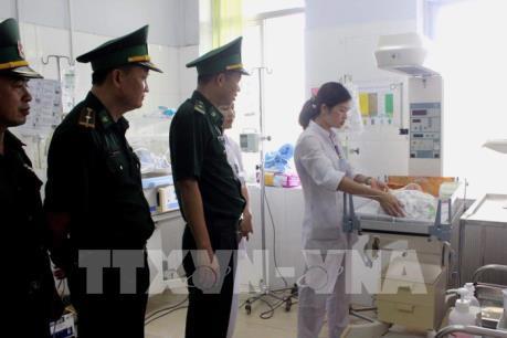 Bắt giữ đối tượng buôn bán trẻ sơ sinh sang Trung Quốc