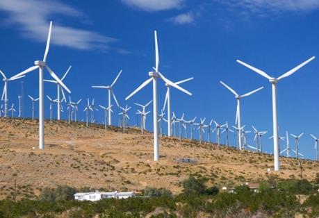 Dự án điện gió lớn nhất châu Phi đi vào hoạt động