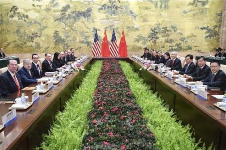 Sự trỗi dậy của phe thiết thực trong cuộc chiến thương mại Mỹ-Trung