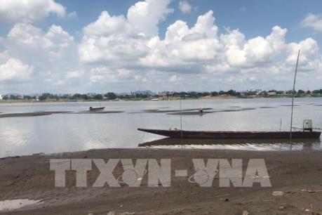 Thái Lan: Mực nước sông Mekong đang lên