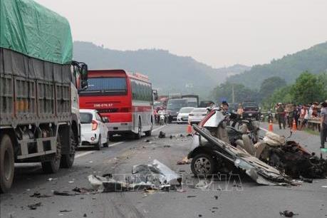 Sáu tháng, xảy ra 19 vụ tai nạn giao thông đặc biệt nghiêm trọng