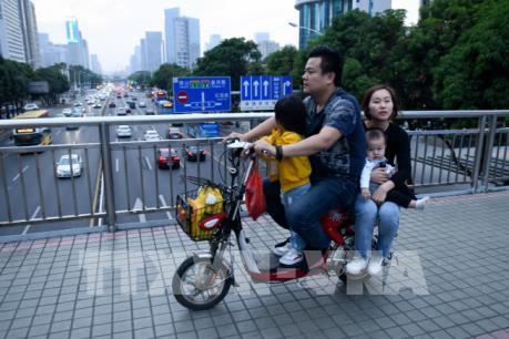 Xe đạp điện Trung Quốc lấn át thị trường châu Âu