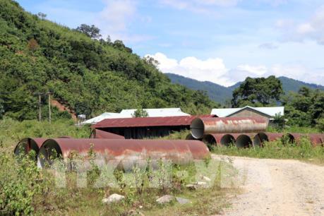Một loạt dự án thủy điện ở Đăk Glei, Kon Tum chậm triển khai