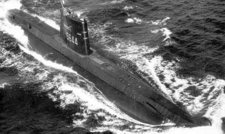 Pháp đã định vị được tàu ngầm Minerve mất tích bí ẩn từ năm 1968