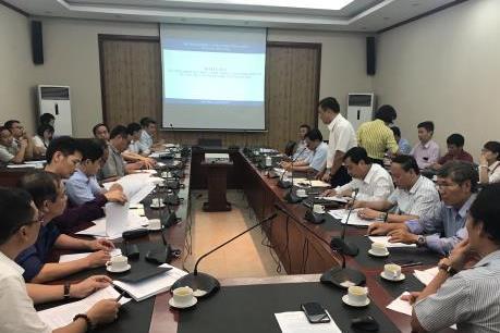 Bộ trưởng Nguyễn Xuân Cường: Phải có bản đồ hạn hán cho khu vực Trung bộ