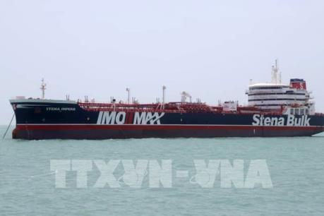 """Iran khẳng định bắt giữ tàu chở dầu của Anh là """"hợp pháp"""""""