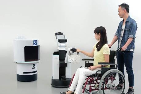 Loạt robot Toyota hỗ trợ di chuyển và tương tác tại Thế vận hội Tokyo 2020