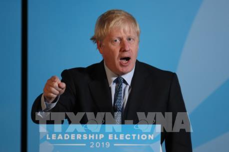 Tân lãnh đạo đảng bảo thủ Anh cam kết Brexit đúng hạn 31/10 tới