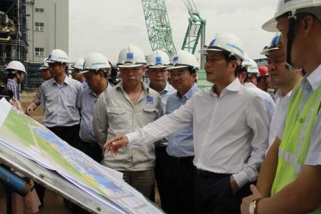 Cấp bách phê duyệt cơ chế giải cứu Dự án Nhiệt điện Thái Bình 2
