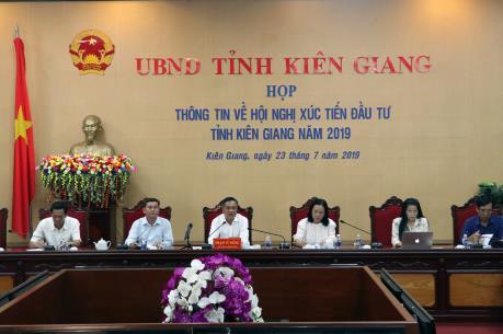 Sắp diễn ra hội nghị xúc tiến đầu tư tỉnh Kiên Giang năm 2019
