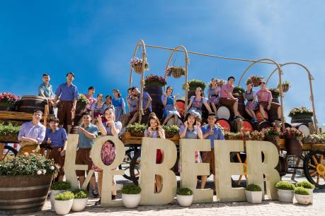 """Lần thứ 4 tổ chức, B'estival Sun World Ba Na Hills khiến du khách """"vui chẳng muốn về"""""""