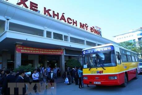 Hà Nội phát triển các tuyến xe buýt kế cận, ngăn chặn xe dù, bến cóc