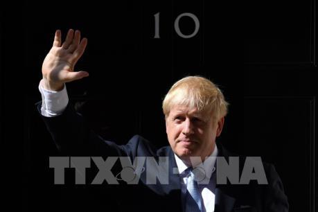 Tân Thủ tướng Anh bổ nhiệm các thành viên nội các