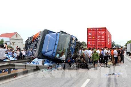 Yêu cầu xử lý cấp bách điểm đen trên Quốc lộ 5 sau hàng loạt vụ tai nạn