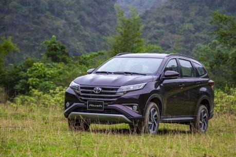 Sau Vios, có gần 1.600 xe Toyota Rush tại Việt Nam phải triệu hồi