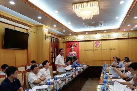 Sắp xếp, đổi mới hoạt động công ty nông, lâm nghiệp ở Bắc Giang