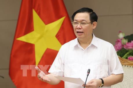 Phó Thủ tướng Vương Đình Huệ: Giám sát nợ nước ngoài của doanh nghiệp