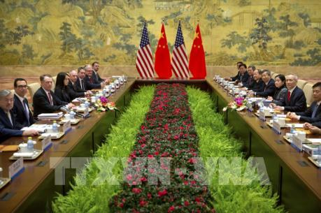Đàm phán thương mại Mỹ-Trung: Kỳ vọng thành công không quá cao
