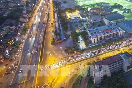 Sở Giao thông Vận tải Hà Nội trình đề cương thu phí ô tô vào nội đô từ vành đai 3
