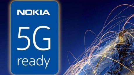 Lợi nhuận của Nokia vượt dự đoán nhờ công nghệ 5G