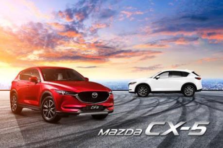THACO ưu đãi lớn cho khách hàng mua xe Mazda trong tháng 7/2019
