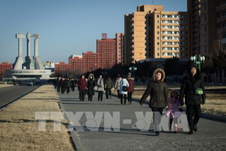 Trang 38 độ Bắc: Triều Tiên xây 5 tòa nhà lớn ở Bình Nhưỡng