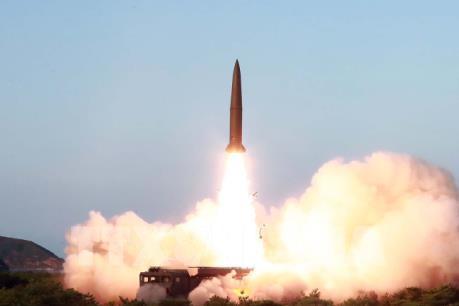 Tổng thống Mỹ nhận định về việc Triều Tiên phóng thử tên lửa