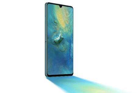 """Huawei """"trình làng"""" mẫu điện thoại di động thương mại đầu tiên hỗ trợ 5G"""