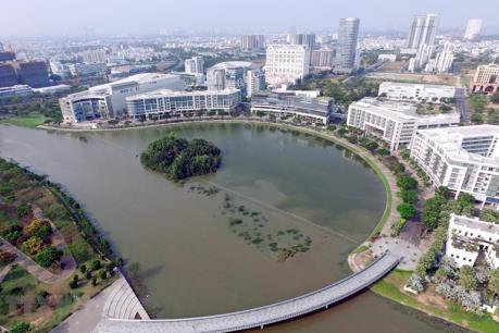 Giá thuê văn phòng Tp. Hồ Chí Minh có xu hướng tăng