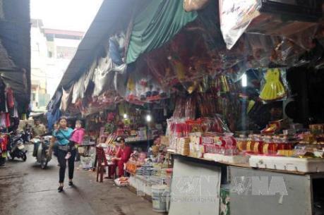 Hà Nội: Chính sách chưa đủ hấp dẫn đầu tư xây dựng chợ