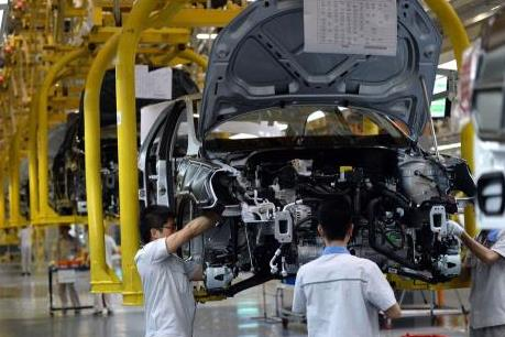 Doanh nghiệp công nghiệp lớn Trung Quốc tiếp tục sụt giảm lợi nhuận